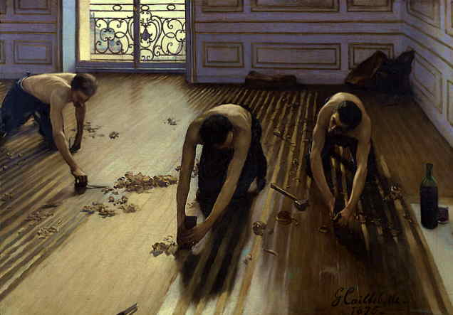 A Brief History Of Parquet Flooring - When was parquet flooring popular