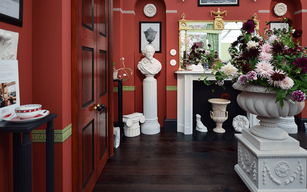 soane museum dark oak floors