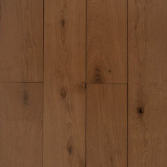 Steamed engineered oak
