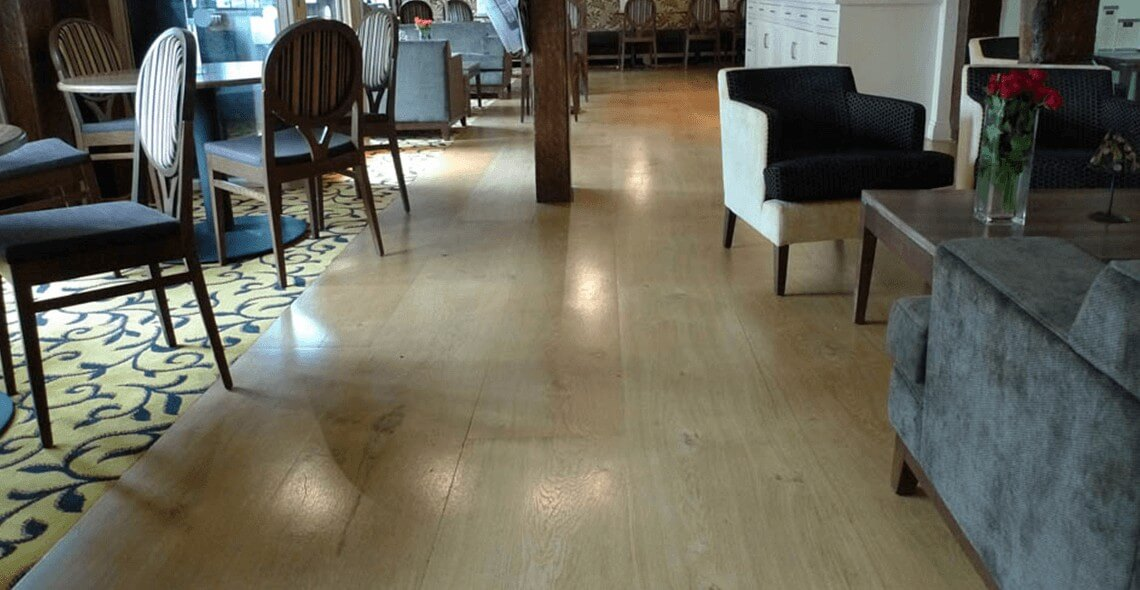mercure hotel solid oak floors