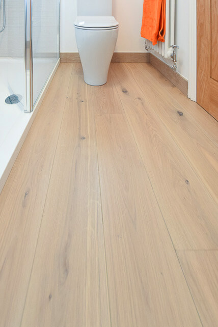 Chaunceys Timber Flooring Project