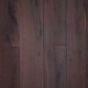 Dark Thermo Baked Oak Flooring