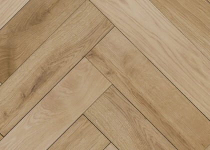 Unfinished Engineered Herringbone Flooring - Wood Flooring Product