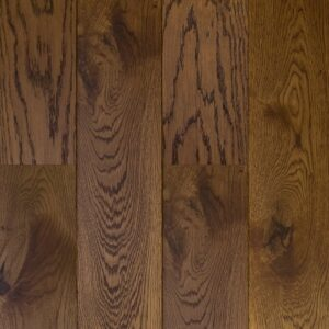 Luxury Oak Flooring Burnt Umber