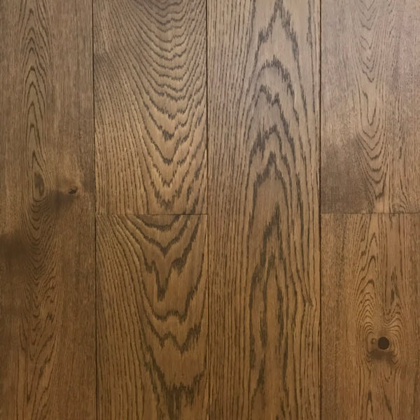 dark finish oak plank Flooring