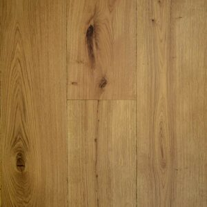 Clear Oiled Aged and Distressed Oak Flooring