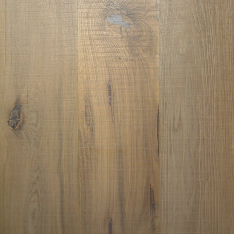 Light Toned Rough Sawn And Brushed Oak Flooring