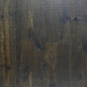 Dark Shrunk & Sawn Oak Flooring