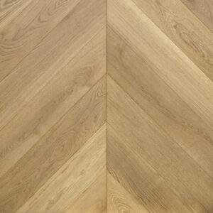 Unfinished Engineered Chevron Flooring
