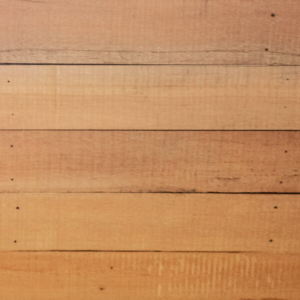 Warehouse Original Reclaimed Exotic Wood Inside Face