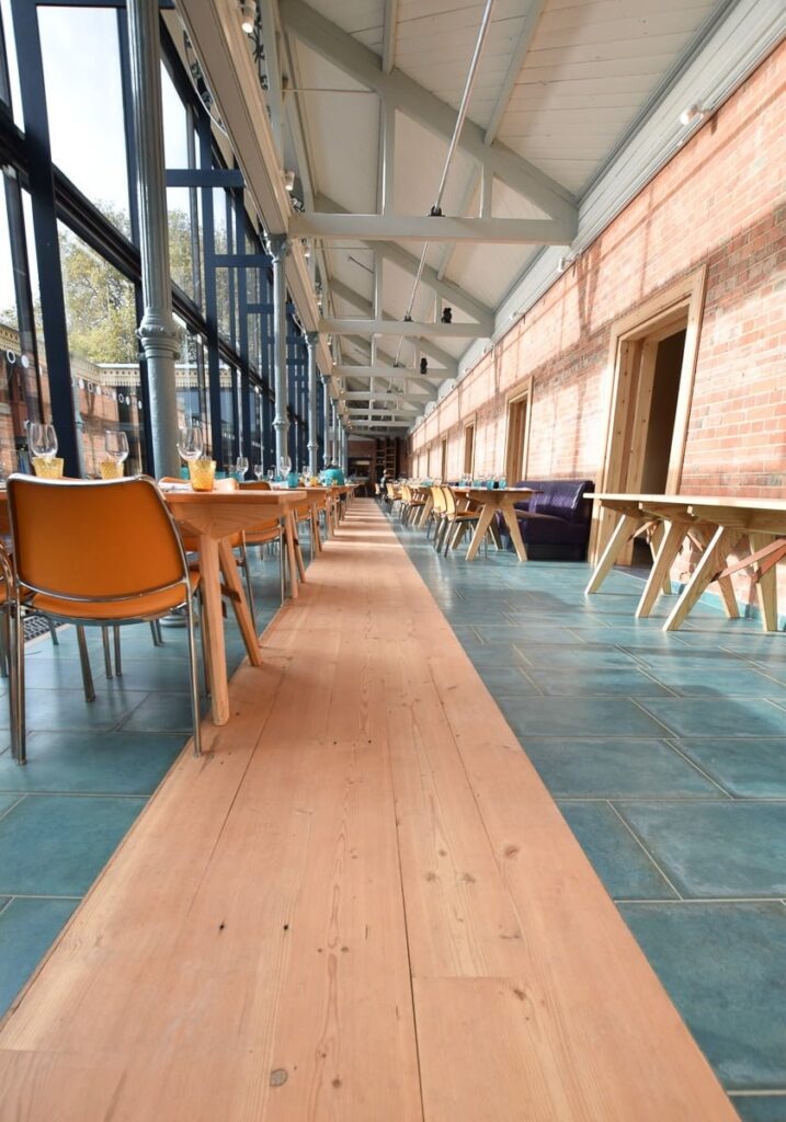 Victorian Reclaimed Douglas Fir Flooring - Wood Flooring Project