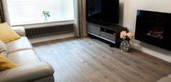 Harbour Fog Oak Flooring - Wood Flooring Project