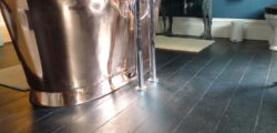 Regency Fired Aged Oak Flooring - Wood Flooring Project