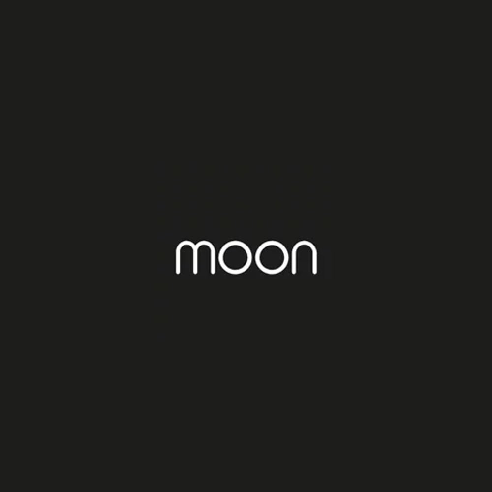Moon Architect And Builder Logo