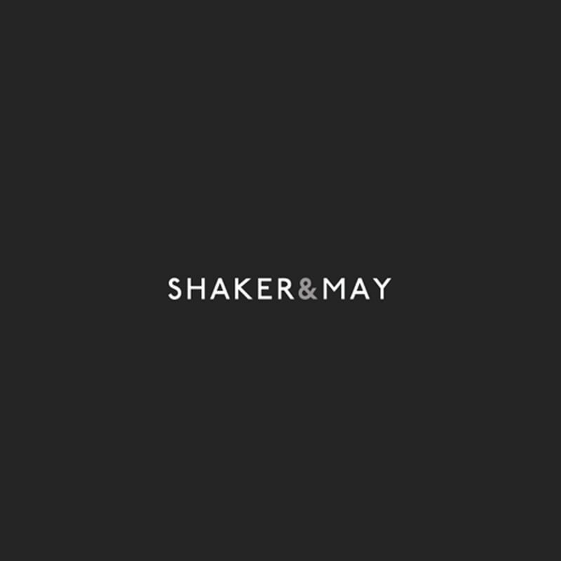 Shaker And May Logo