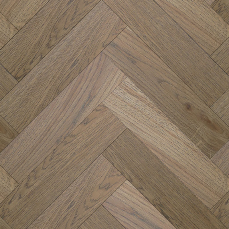 dark finish engineered herringbone flooring