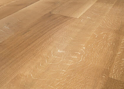Rift and Quarter Sawn Wood Flooring Close Up