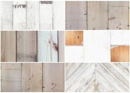 Reclaimed wood flooring - Harbour collection