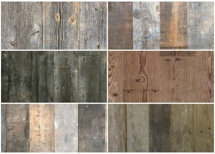 Reclaimed wood flooring - Warehouse Collection