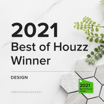 Best Of Houzz Award 2021